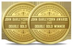 John Barleycorn Award Double Gold