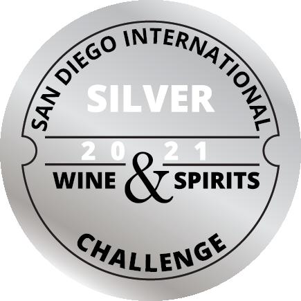 San Diego International Wine & Spirits Challenge Silver