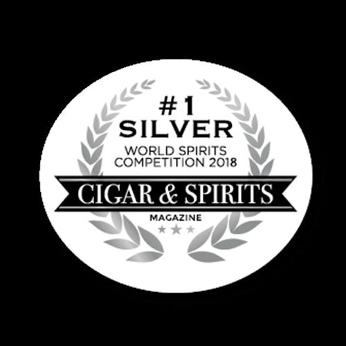 Cigar and Spirits Silver