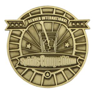 Denver International Spirits Competition Gold