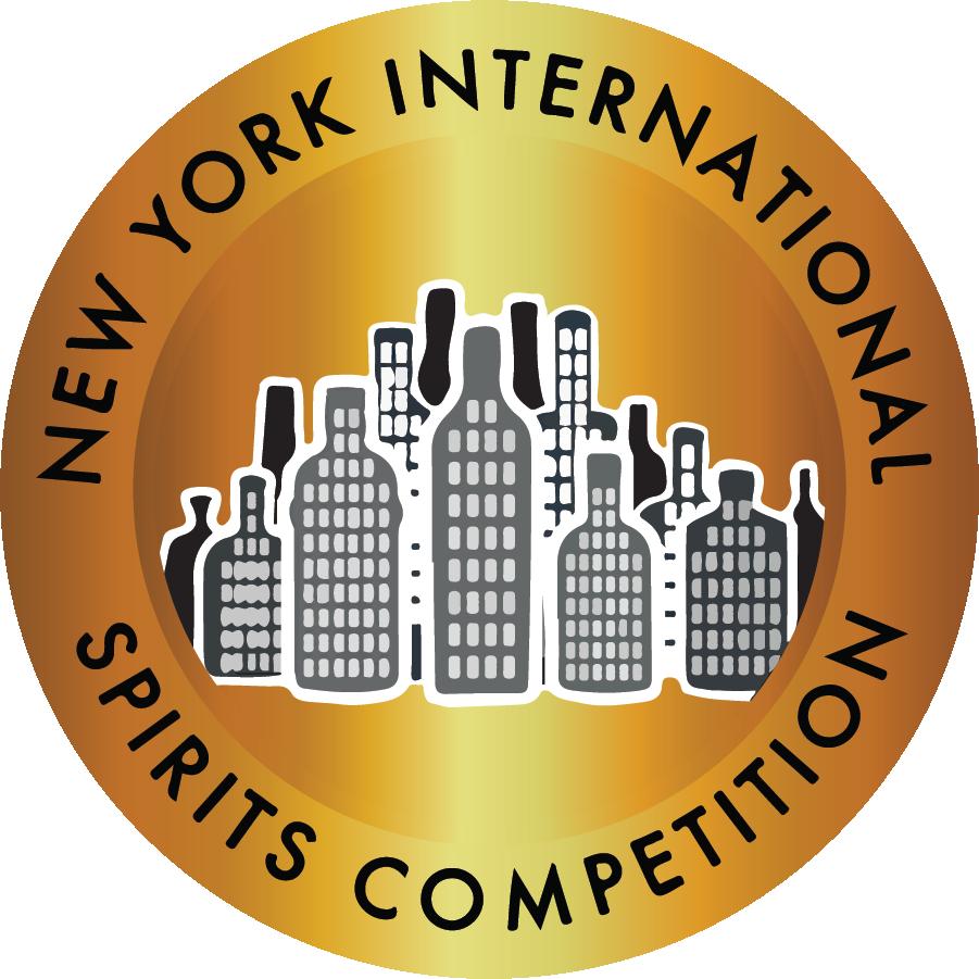 New York International Spirits Competition Gold