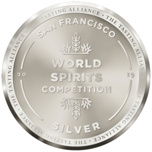 SF World Spirits Competition Silver