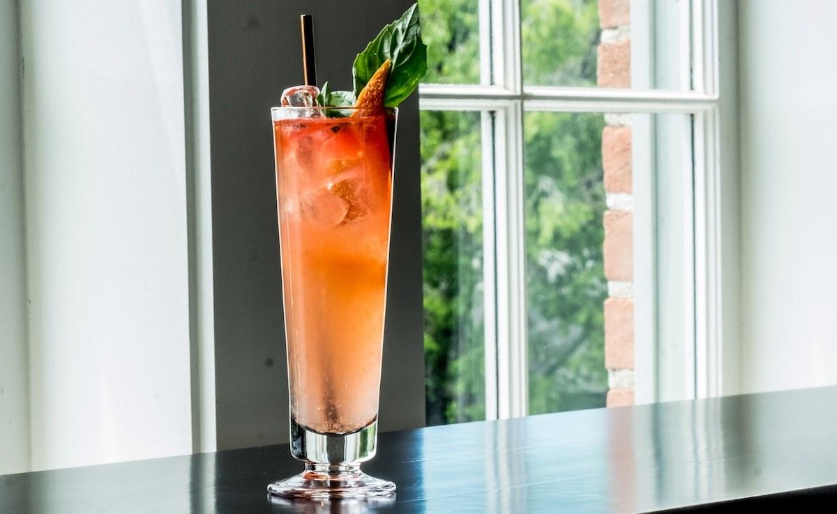 Juniper Grove Atrium Grapefruit Cocktail