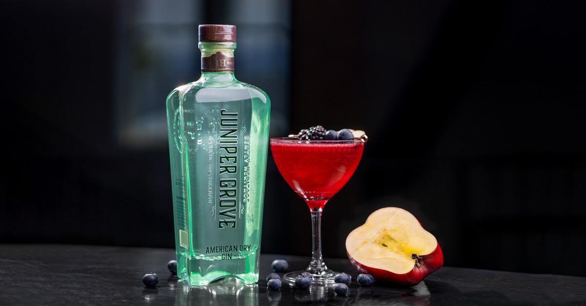 Pomegranate Blackberry Sour