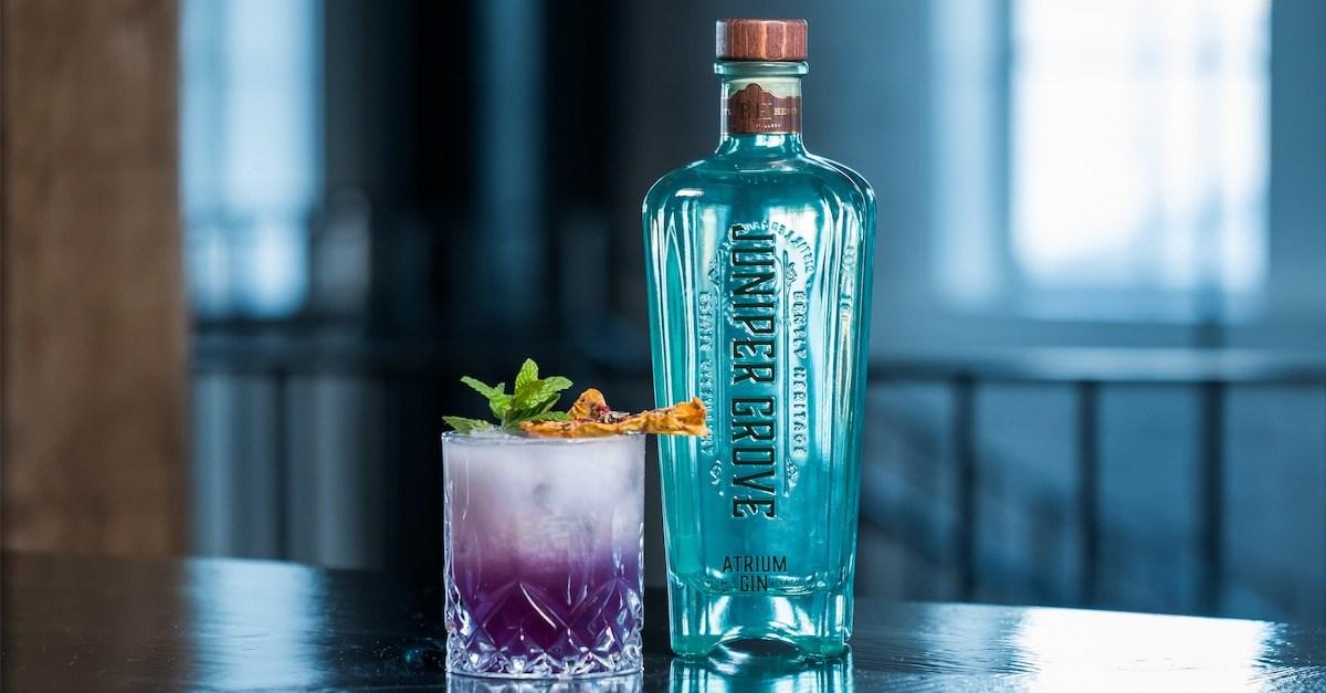 Maui Cocktail Recipe with Juniper Grove Gin