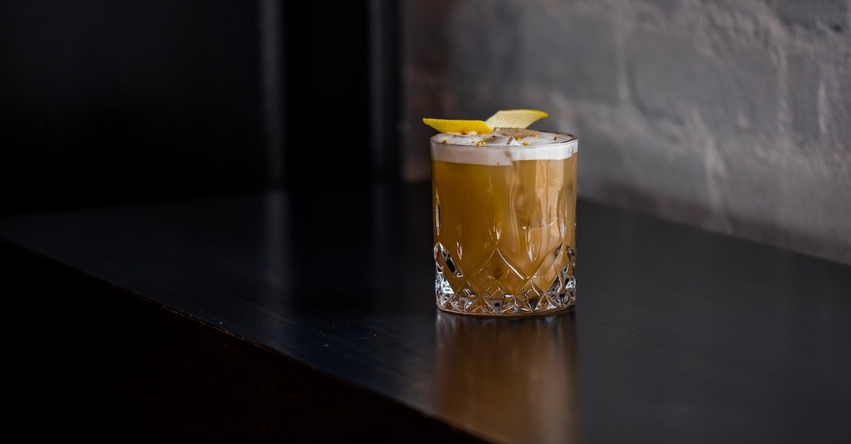 Source One Sherry Spring Sour