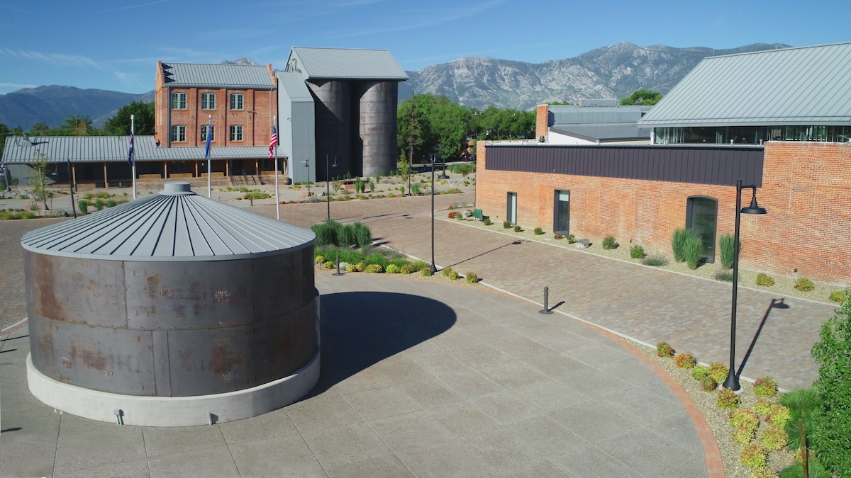 Well One at the Bently Heritage Estate Distillery campus
