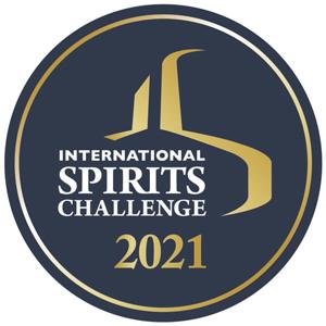 International Spirits Challenge Silver